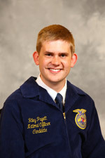 Riley Pagett, National FFA President
