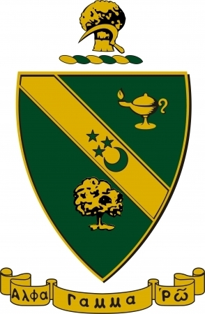 Crest of Alpha Gamma Rho