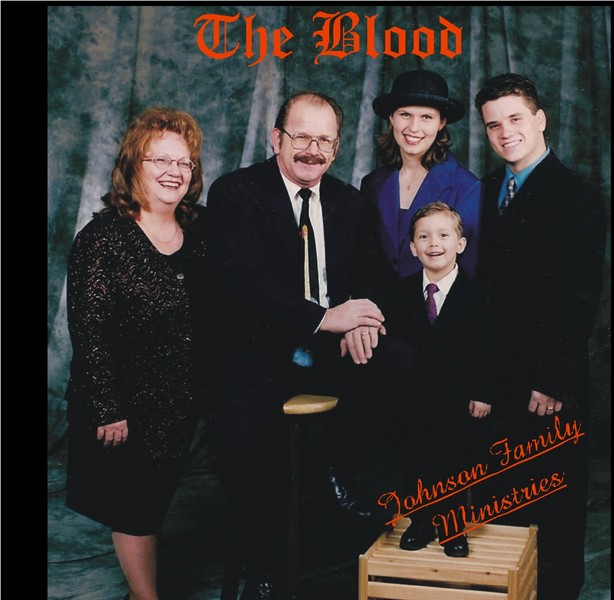 The Blood CD