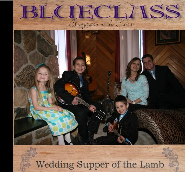 BlueClass CD Cover