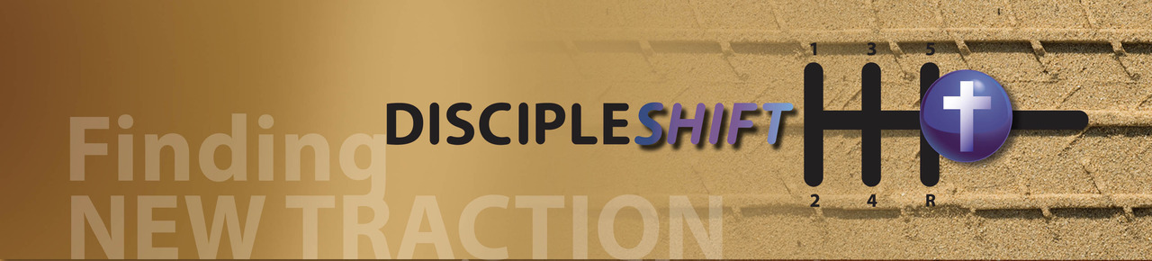 DiscipleShift, new theme 2014
