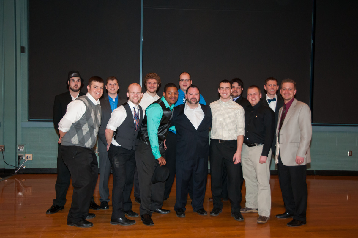 Sigma Nu White Rose Formal 2014