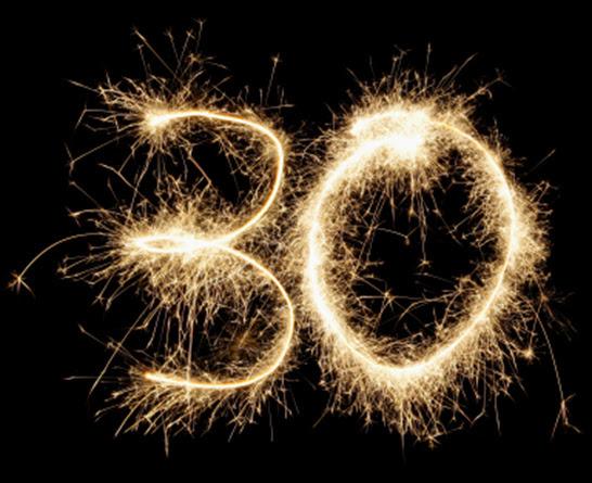 30 fireworks