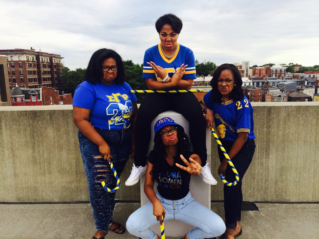 Sigma Gamma Rho Phi Beta Sigma Sigma Gamma Rho Sorority Inc