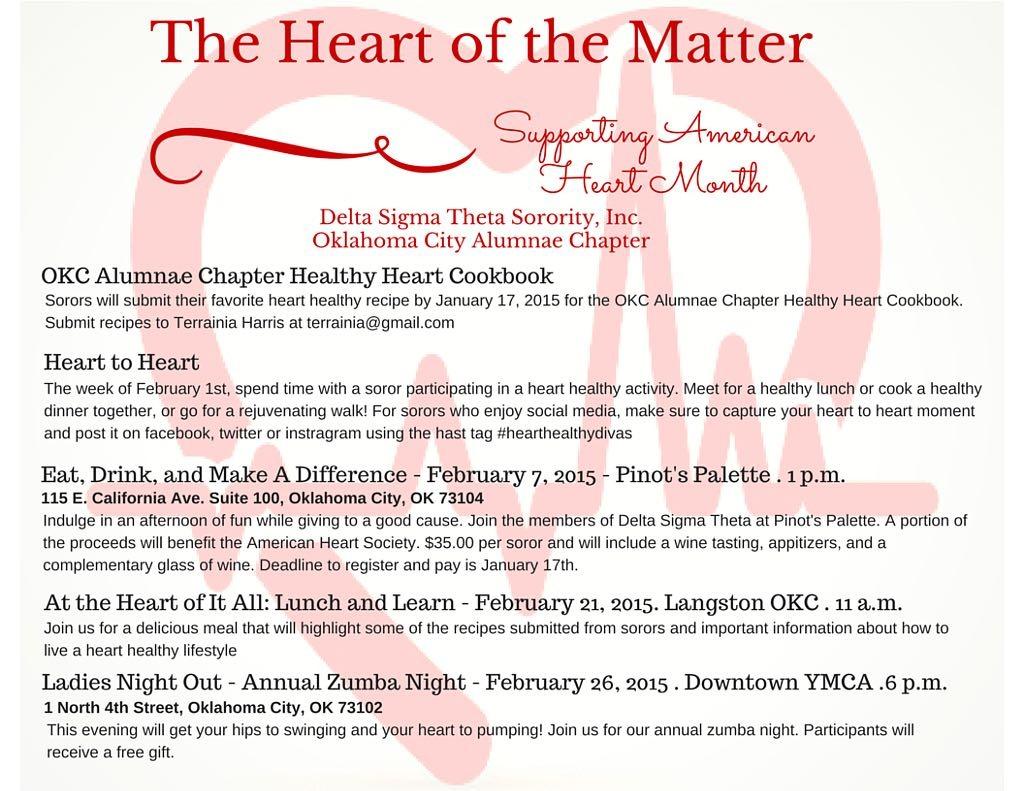 heart health 2015