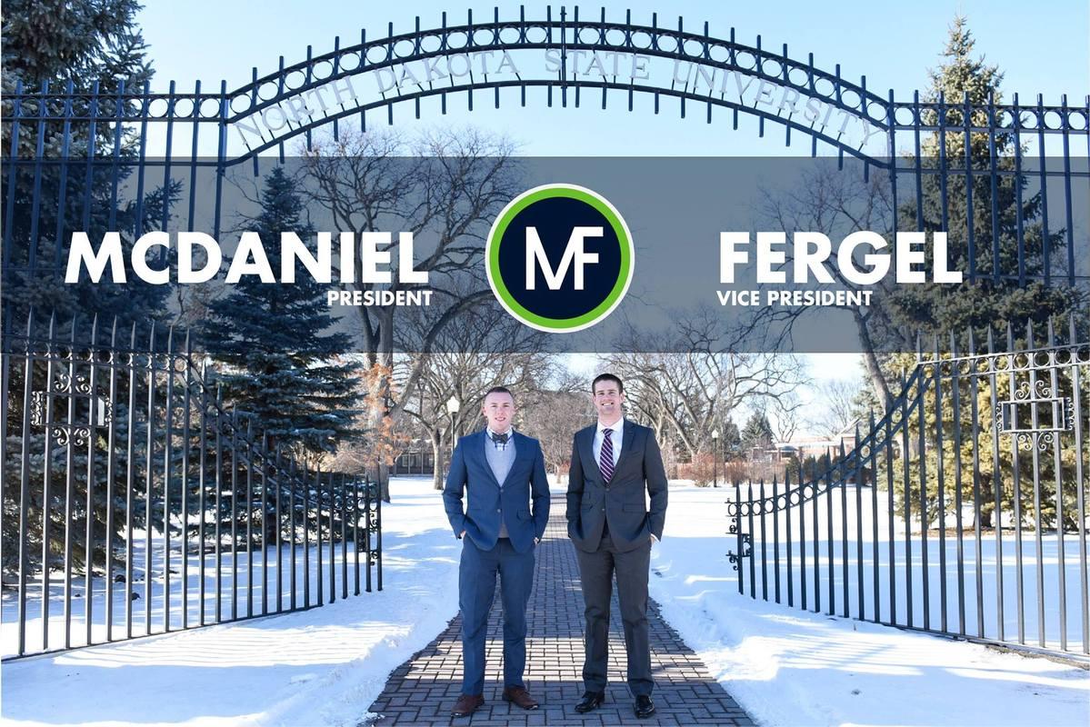 Eric McDaniel and Josh Fergel
