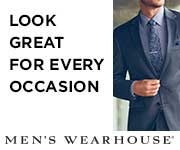 Mens Warehouse