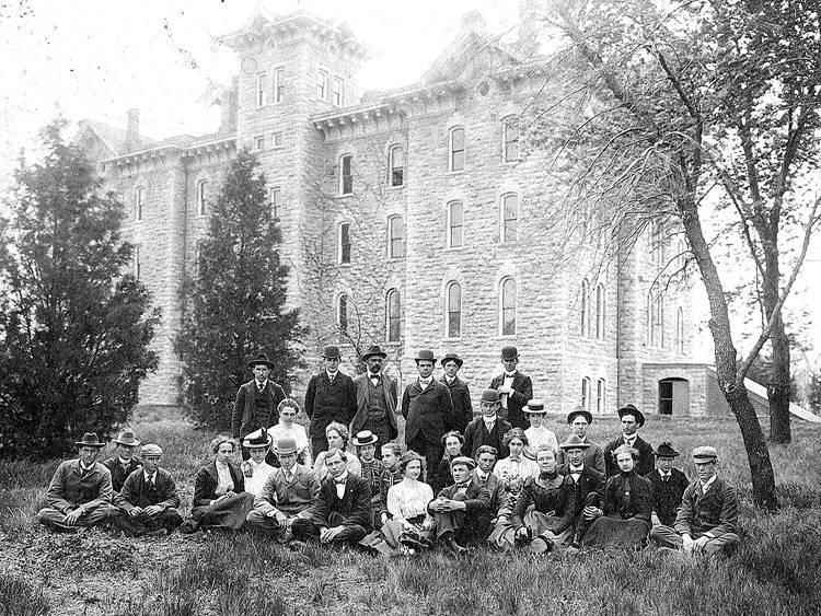 Rice Hall Washburn university