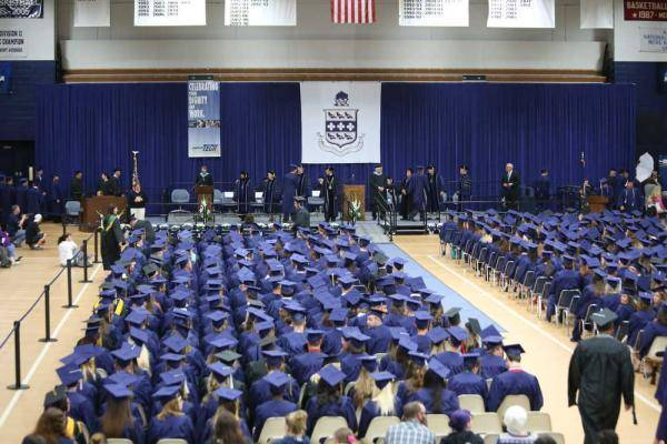 Washburn Commencement