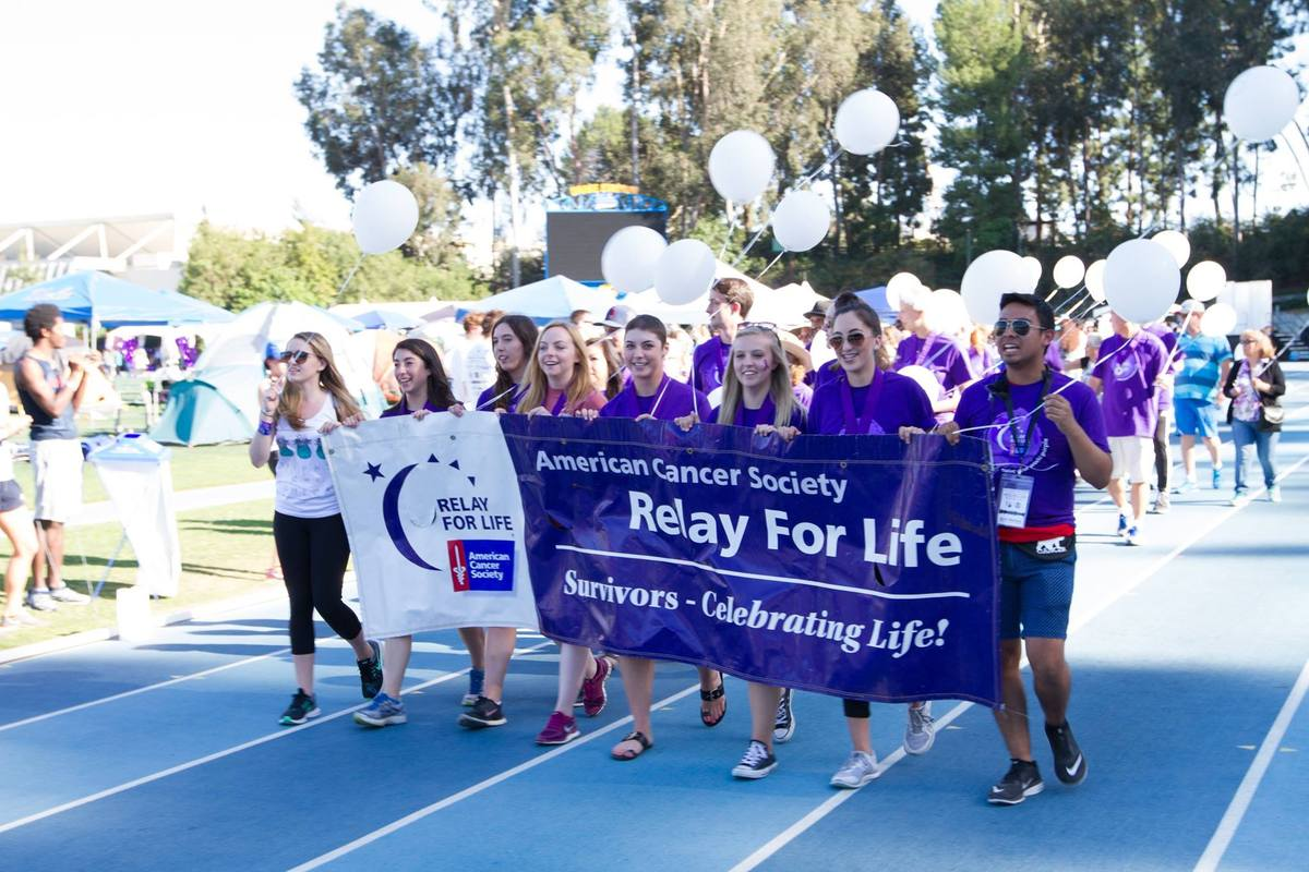 UCLA Relay for Life