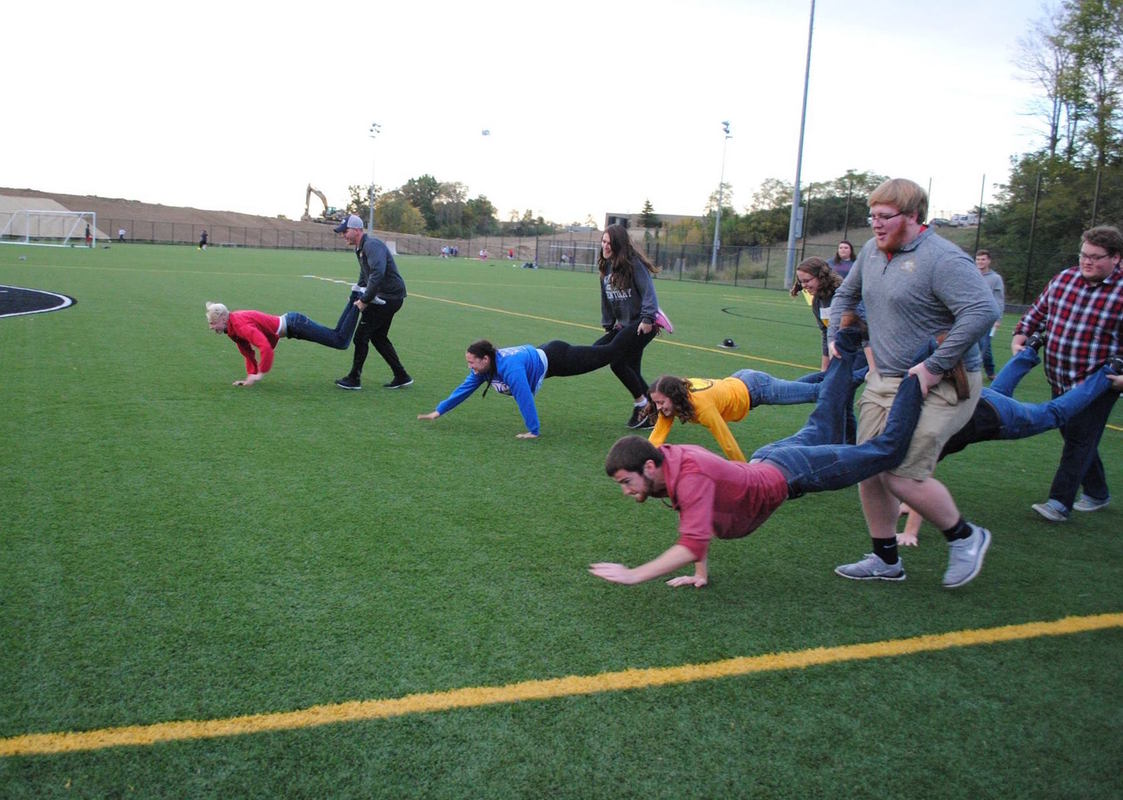 camp theta phi relay race 2