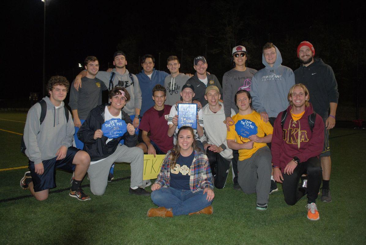 camp theta phi winners