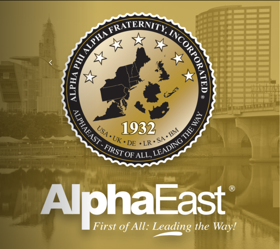 Alpha East Logo