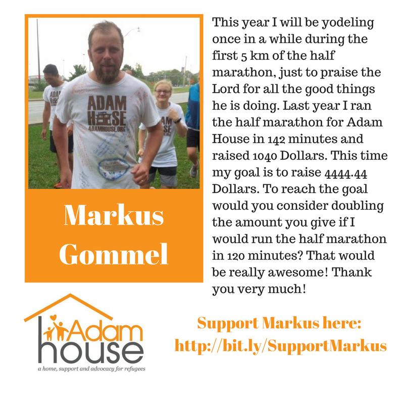 Support Markus
