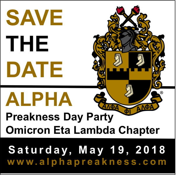 Preakness Party 2018