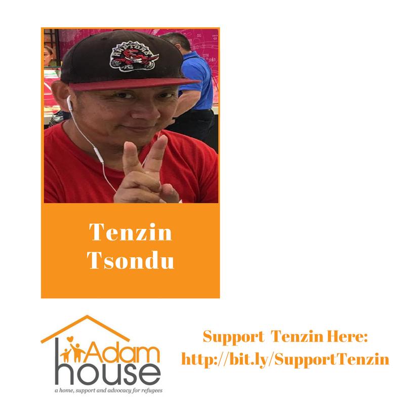 Support Tenzin