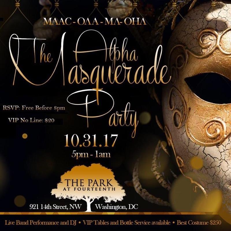 Masquerade Party 2017