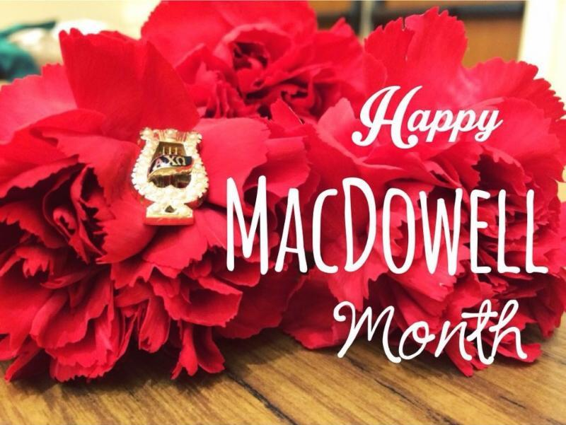 MacDowell Month