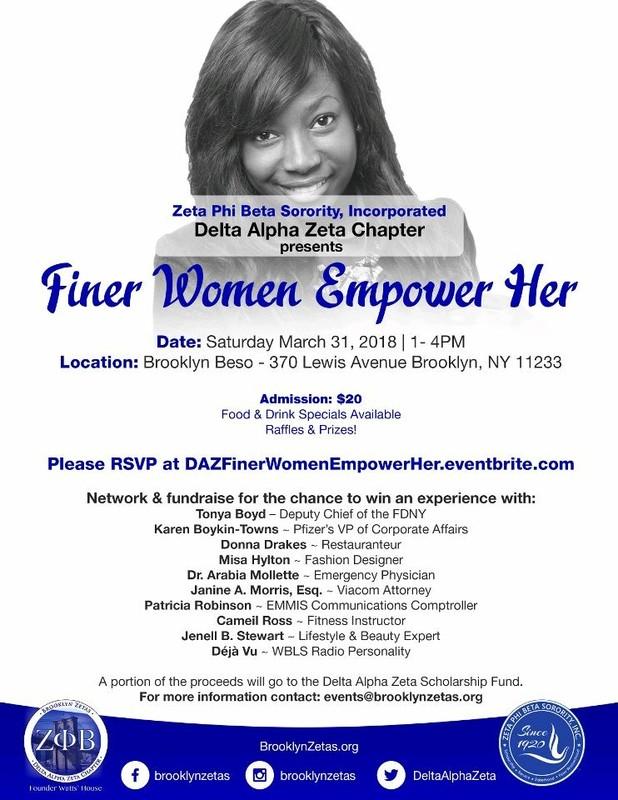 Finer Women, Empower Her