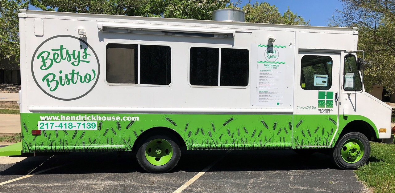 Betsy's Bistro Food Truck