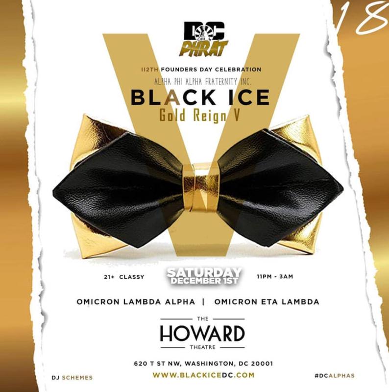 Black Ice: Black Reign V