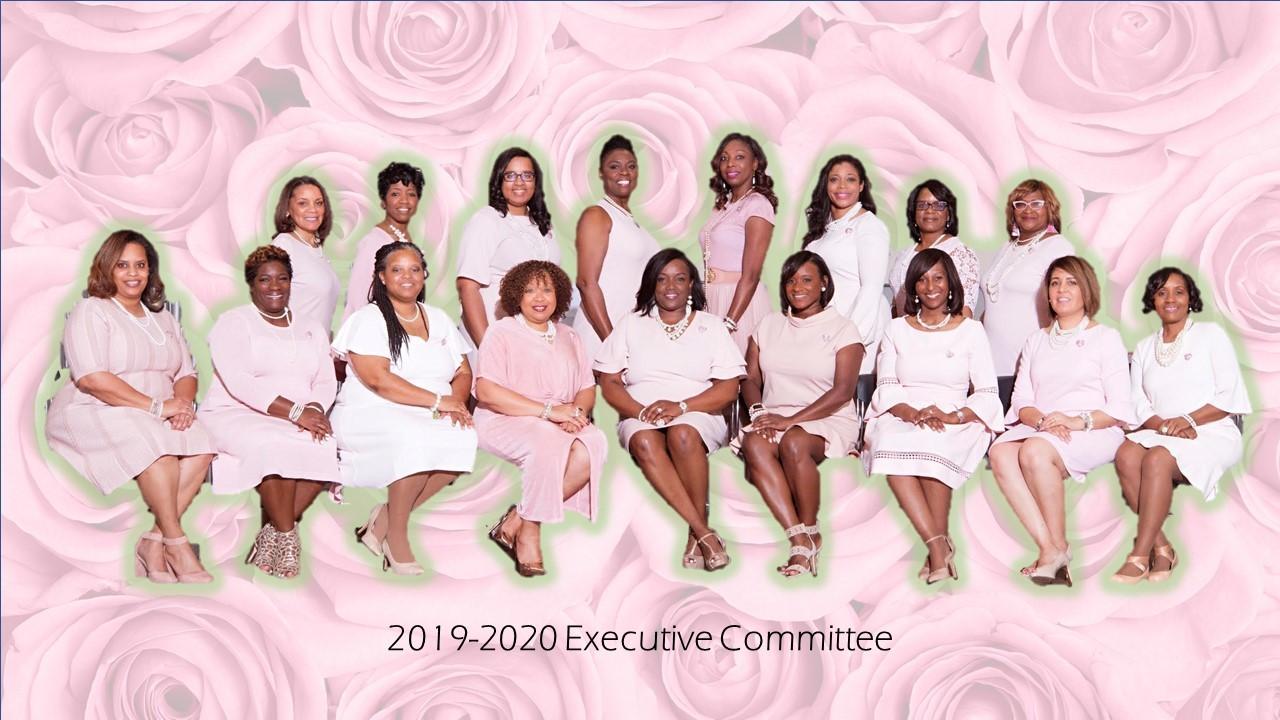 AKA CZO Executive Committee