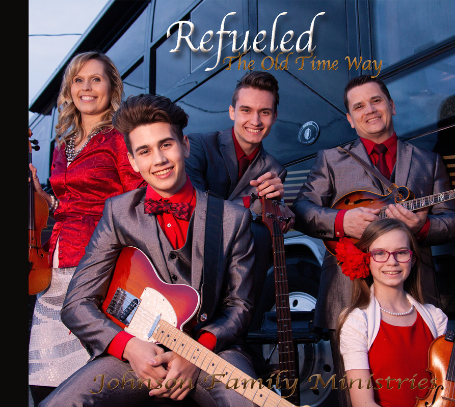 Refueled CD