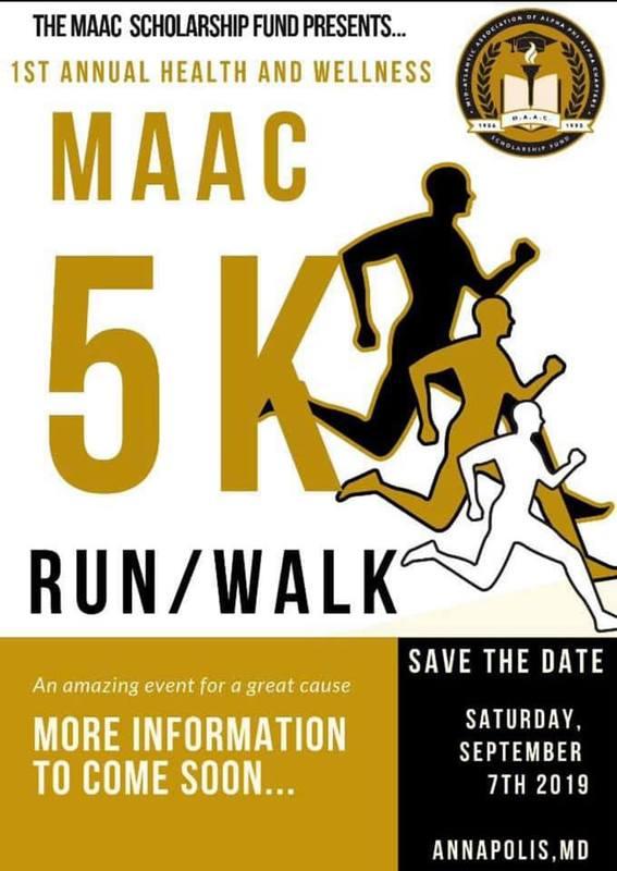 MAAC 5K