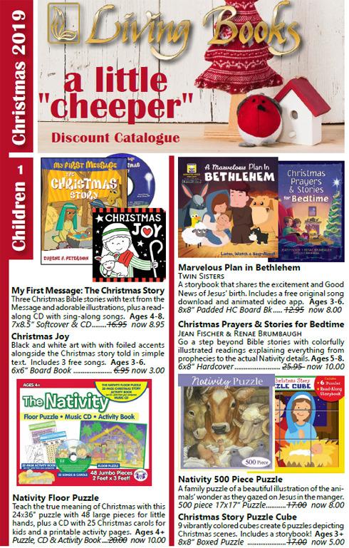 Little Cheeper Christmas 2019