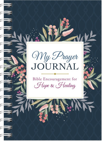 My Prayer Journal Hope & Healing