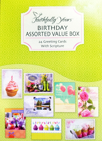 Birthday Value Box