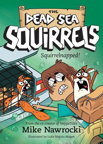 Squirrelnapped