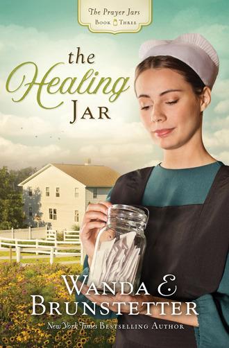 Healing Jar