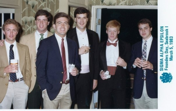 1983 Founders Day Seabook Island