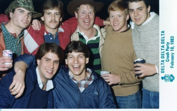 SAE Tri Delt Crush Party Feb 1983