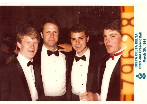 Mar 30, 1984 Tri Delta Stars & Crescent Ball