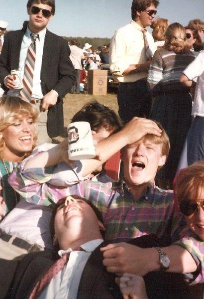 Carolina Cup 1980s