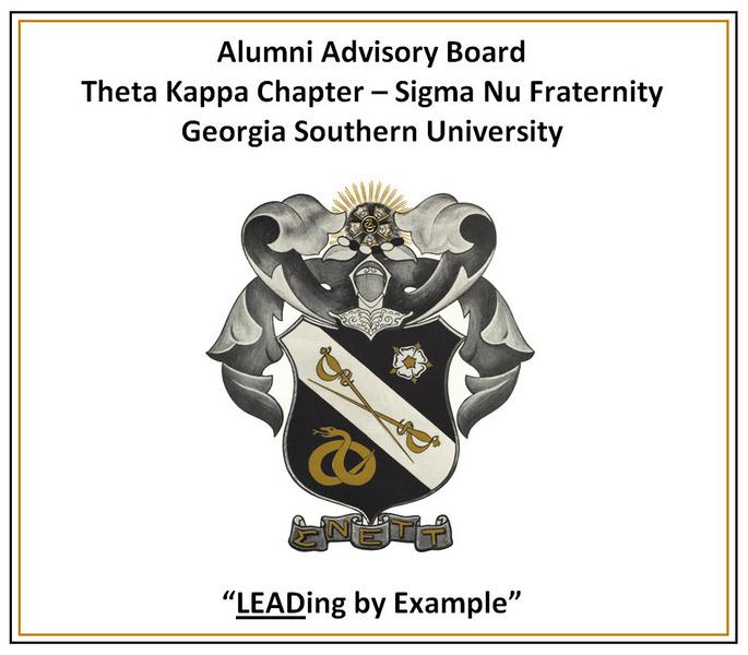 Theta Kappa AAB Logo