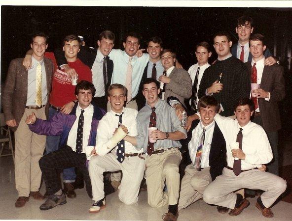 SC Delta Xmas Party Dec 11 1990
