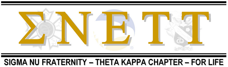 Sigma Nu Epsilon Tau Tau - For Life