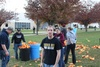 Greek Life Pumpkin Bust 2010