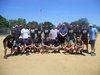 Alumni vs. Active Chapter Softball Game