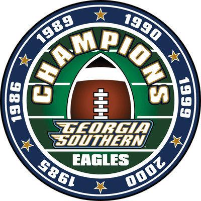 GSU Football Emblem