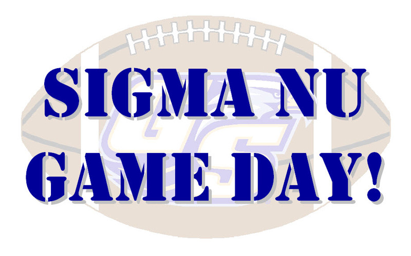Sigma Nu Game Day