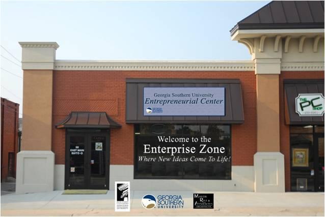 GSU's City Campus & E-Zone