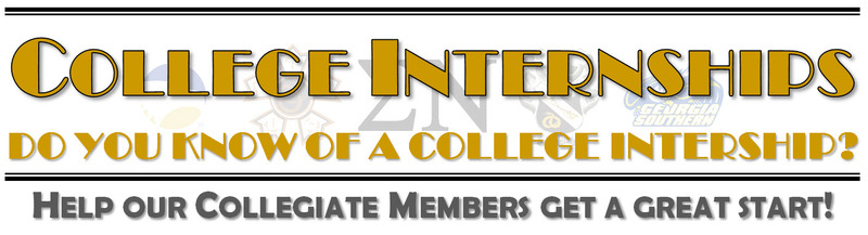 College Internships for Theta Kappa Members