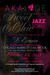 Sweet & Chic Jazz Soiree