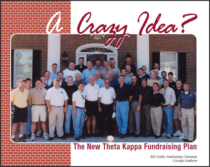 A Crazy Idea - Delta Winter 2003