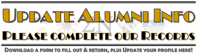 Update your Alumni-Member Information!