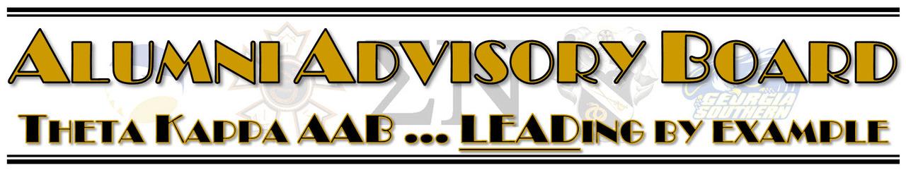 Theta Kappa Alumni Advisory Board (AAB)